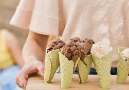 Поднос для мороженого