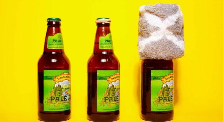 Как открыть бутылку пива без окрывалки