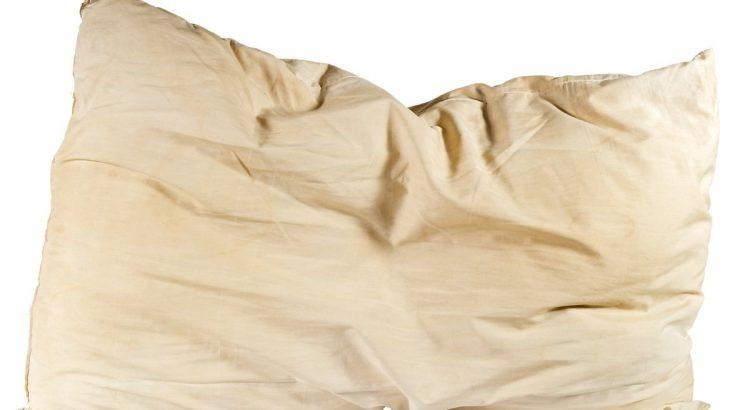 Как сохранить подушку от потери формы