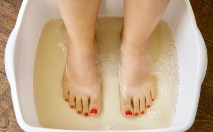 Как избавиться от сухой кожи стоп