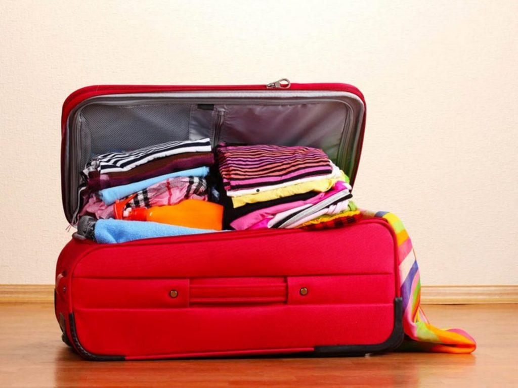 Как правильно упаковать чемодан