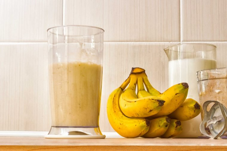 Лайфхаки с бананами