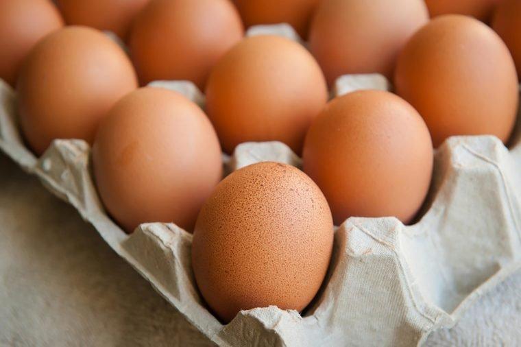 Яйца и их хранение