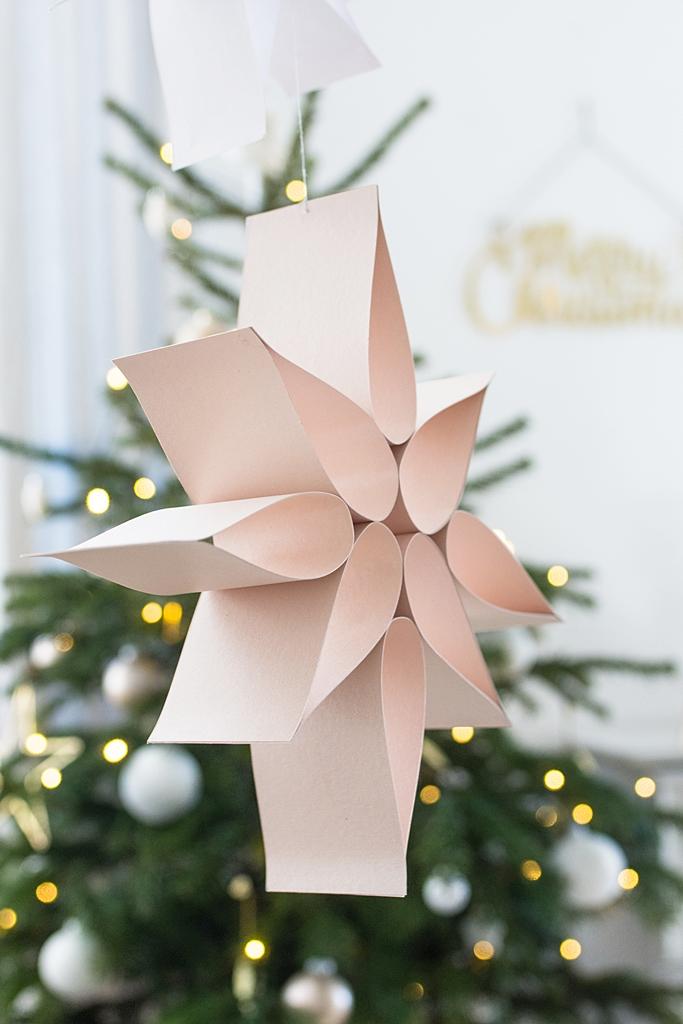 Звезда-цветок