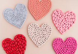 Валентинки соими руками