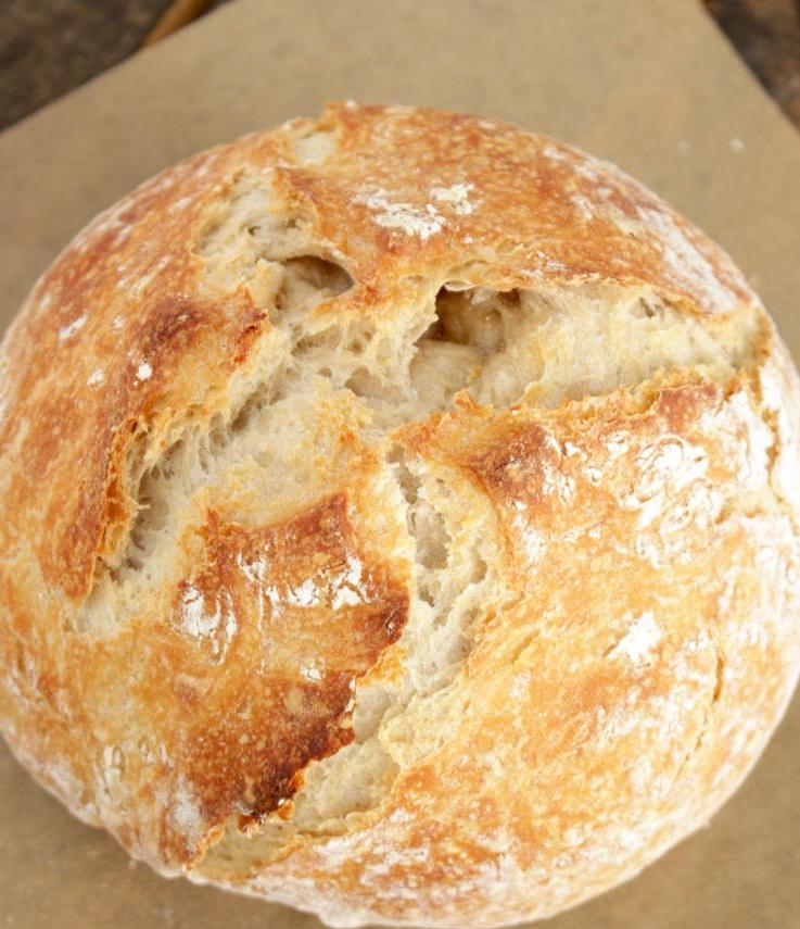 Вынуть хлеб
