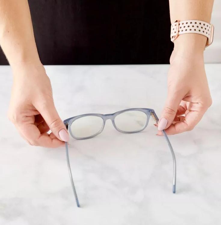 Лайфхаки с очками