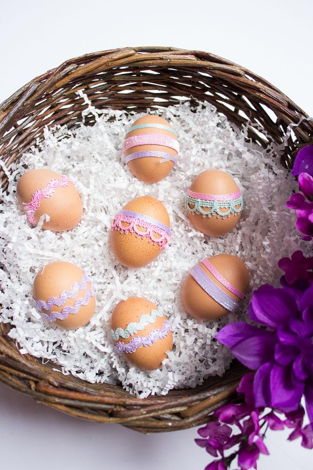 Декор для яиц на Пасху